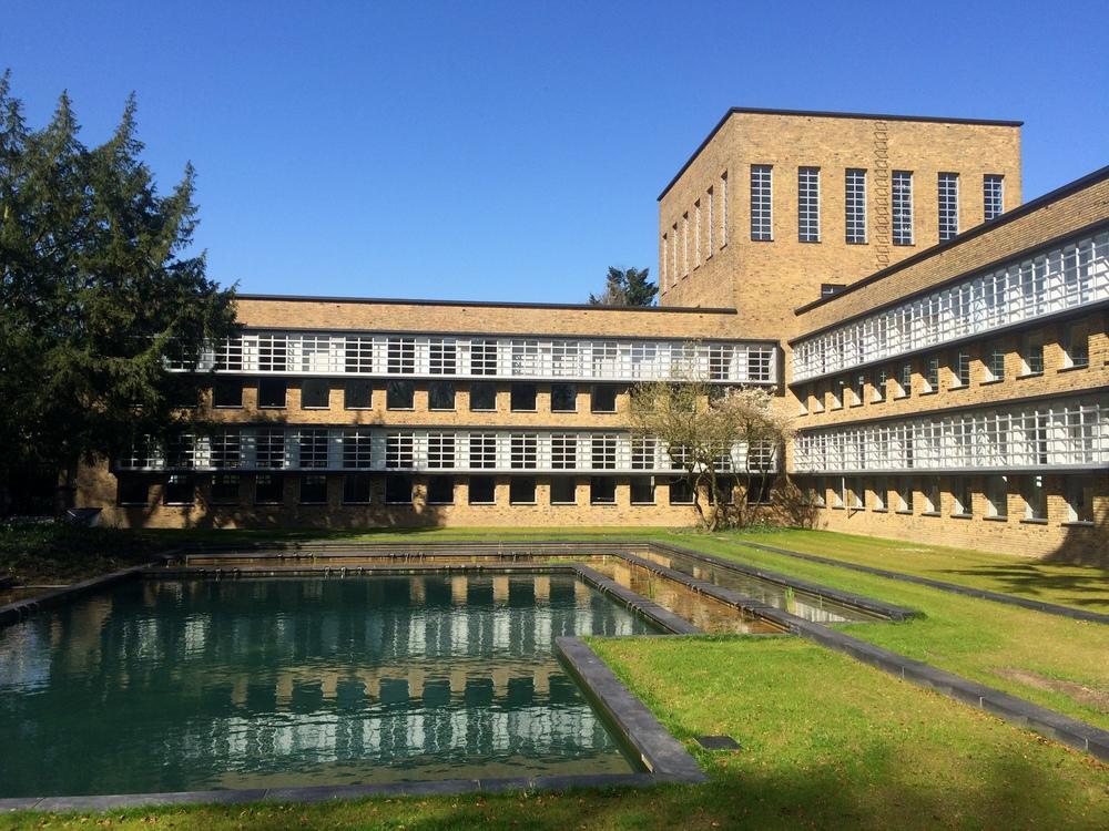 Voormalig Gymnasium te Amersfoort. Renovatieproject. Schilderwerk binnen en buiten.JPG